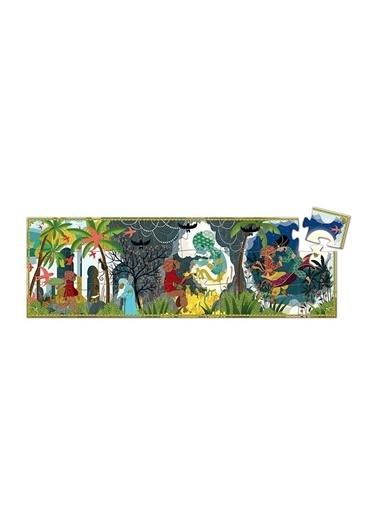 Djeco Djeco Dekoratif Puzzle 24 Parça/ Aladdin Pembe